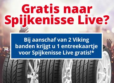 Exclusief bij De Sprint Hoogvliet; gratis naar Spijkernisse Live