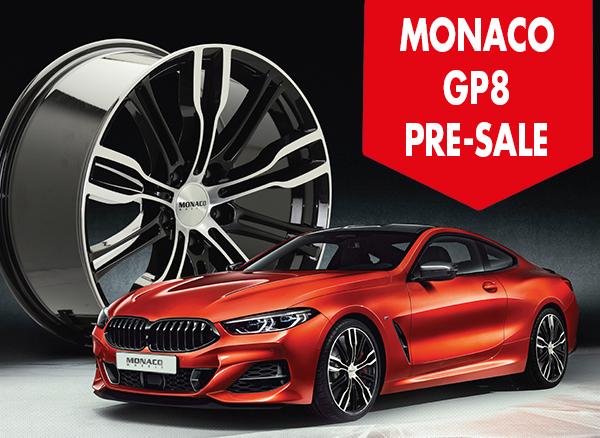 Binnenkort leverbaar: Monaco GP8! Informeer voor meer info!