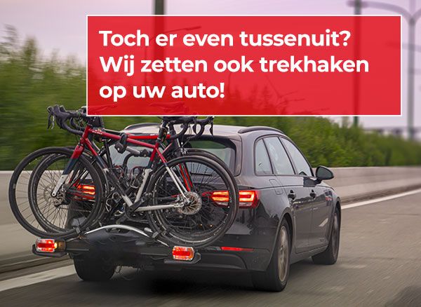 Er even op uit met de fiets?