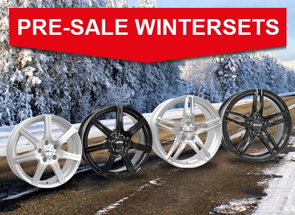 Pre-Sale wintersets actie bij De Sprint